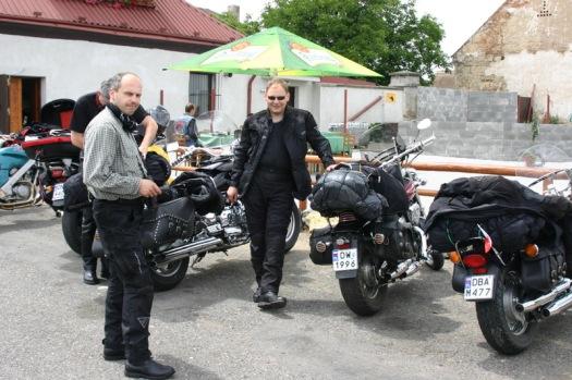 Na postoju w Czechach