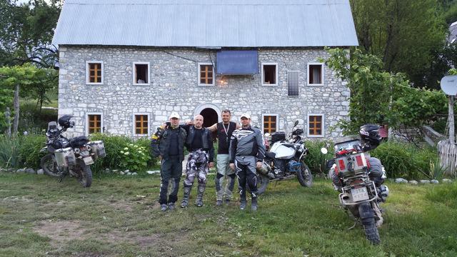 Villa Giecaj i jej pensjonariusze
