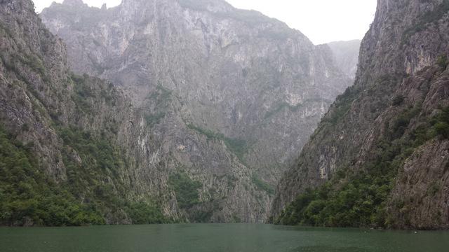 Góry i woda