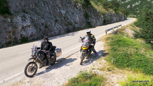 W drodze do Kotoru