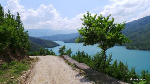 Jezioro Bovilla