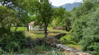 Albańskie widoczki w drodze na Lure