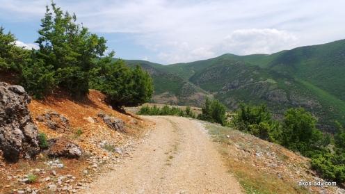 SH34 w okolicach Gryke Noke za Cidhen