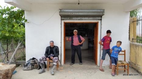 Podczas postoju w Zall Bastar