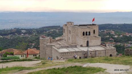 Mauzoleum Skanderbega w Kruje.