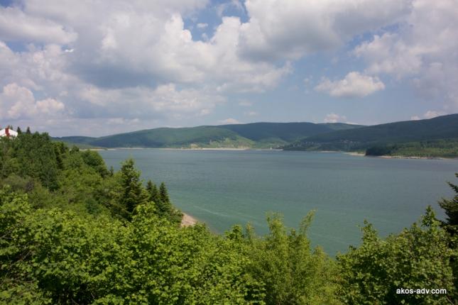 Jezioro Mavrovo