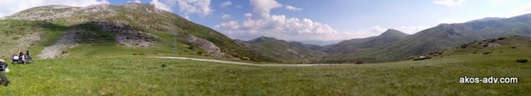 Na płaskowyżu w Mavrovie