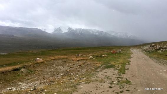 Dolina Balgartu w pobliżu Tosoru