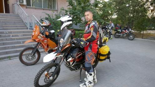 Nasze ubrania i motocykle już nigdy potem nie były takie czyste