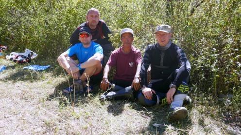 Spotkanie z kirgiskim góralem...