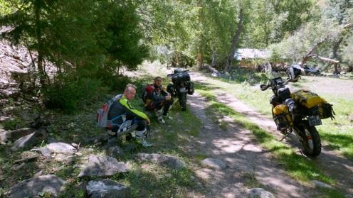 Dolina Terek pokonana! Chwila odpoczynku przed dalszą jazdą