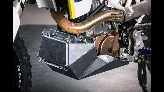 Aluminiowa osłona silnika Rade Garage