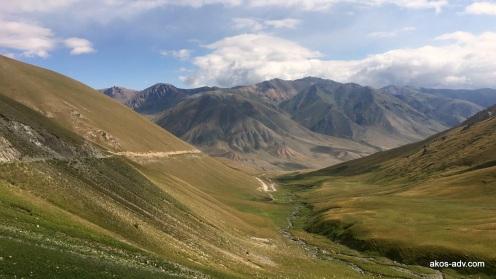 Przełęcz Kalmak