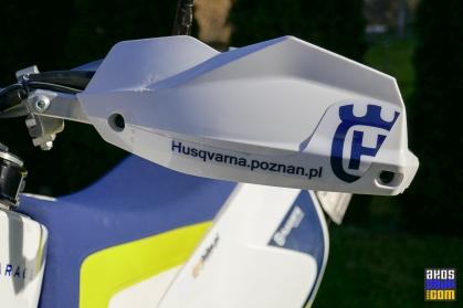 Handabry aluminiowe Husqvarna